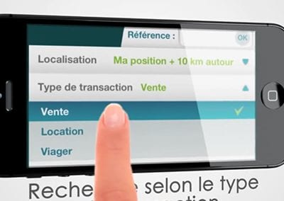 Application Iphone I@D France
