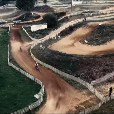 Vidéo Circuit de Motocross