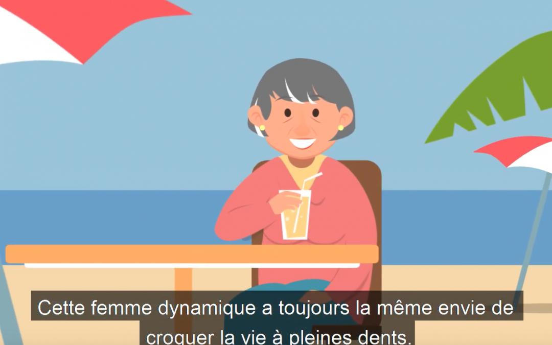 Animation Motion-design pour Bi'Nergy