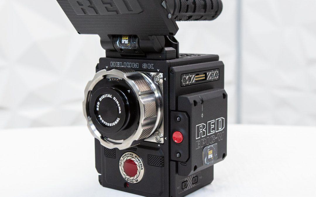 Location de caméra RED avec notre partenaire Lock-Prod