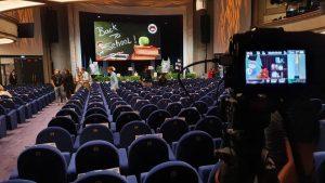 palais des congrès de Versailles livestreaming